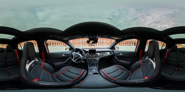 Daimler Benz AMG GLA
