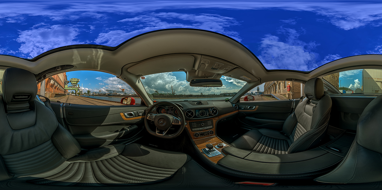 Daimler Benz AMG SL Cabrio