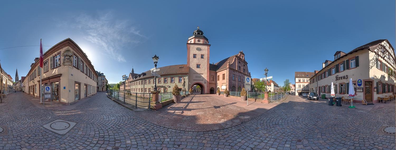 Ettlingen Rathausturm