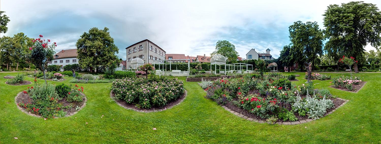 Ettlingen Rosengarten