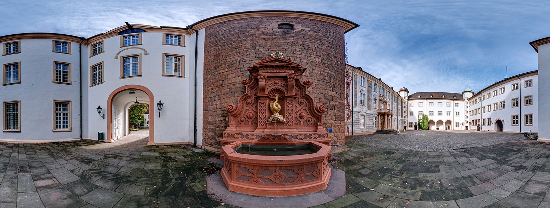 Ettlingen Schlossbrunnen