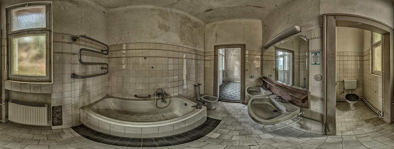 Waldlust Badezimmer